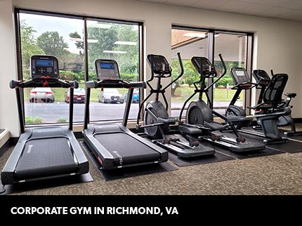 Corporate Gym In Richmond, VA