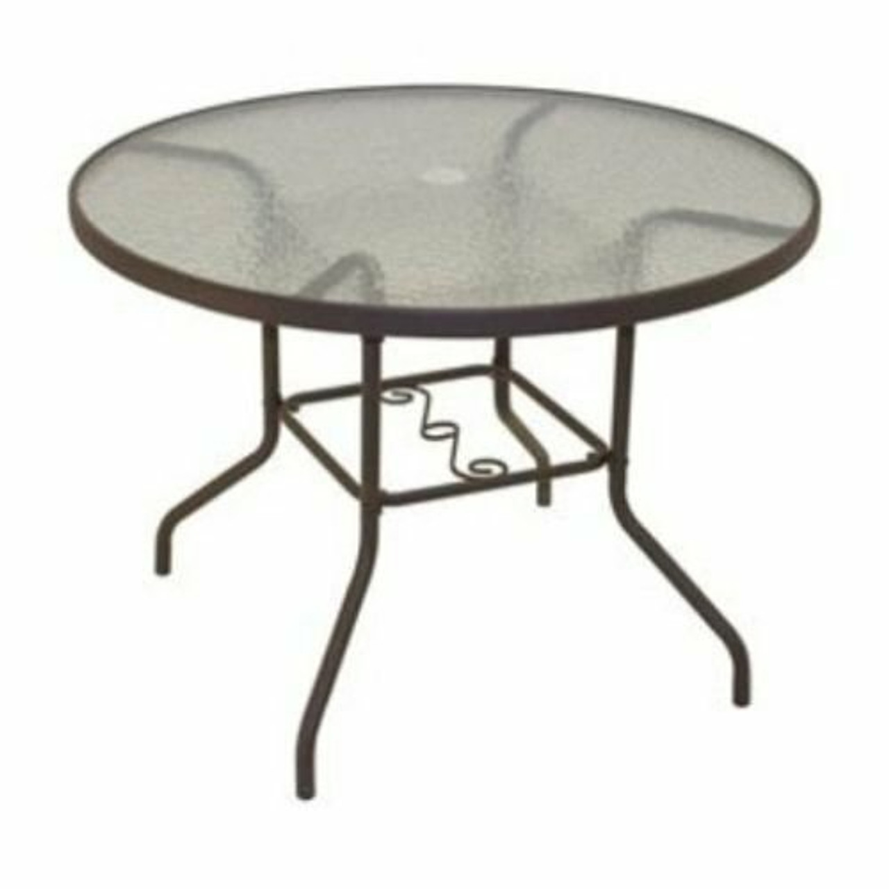 Sienna 40 Round Table Esbenshades