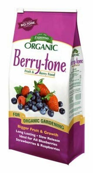 4 LB, 4-3-4 Berry-Tone, Espoma All Natural Plant Food