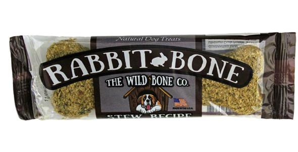 The Wild Bone Prairie Recipe Jerky Dog Treat, Rabbit 1 oz.