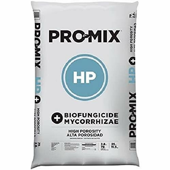 Premier Horticulture Pro-Mix HP Biofungicide+Mycorrhizae High Porosity Mix,2.8CF