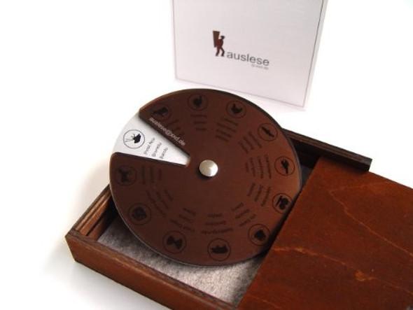 XXD's (#G-480) Acrylic Wine Sommelier (Wine Compass)