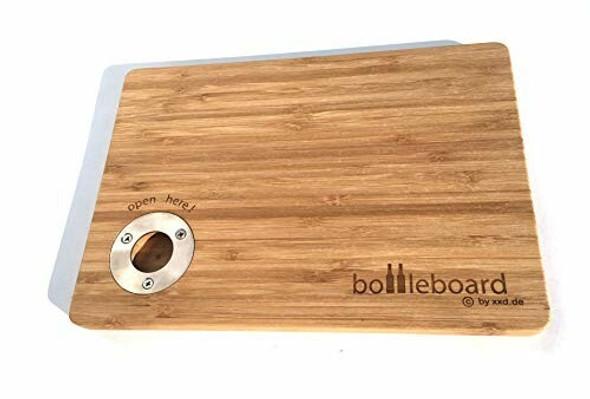 XXD (#T-659)  2-in-1 Bottle Opening-Cutting Board