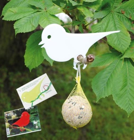 XXD Astwart Bird Feeding Station/ Tree Decor- White