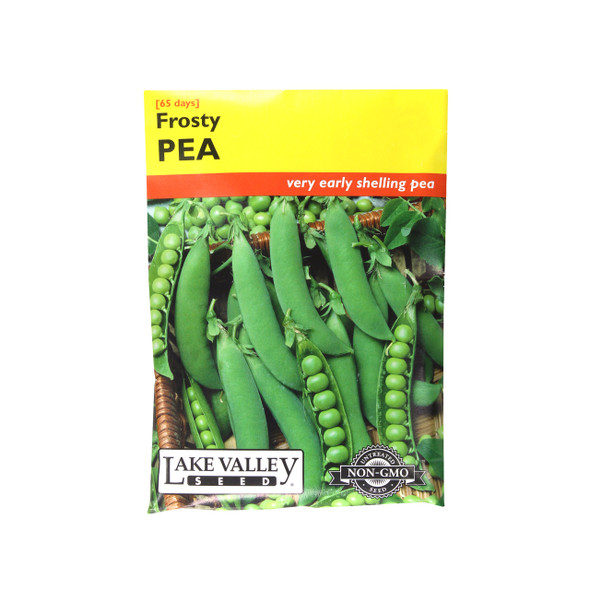 Lake Valley Pea Frosty