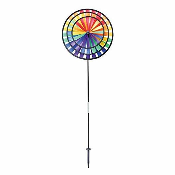 "Gardener's Select A144 Pin Wheel, 7 by 14"", Multicolor"