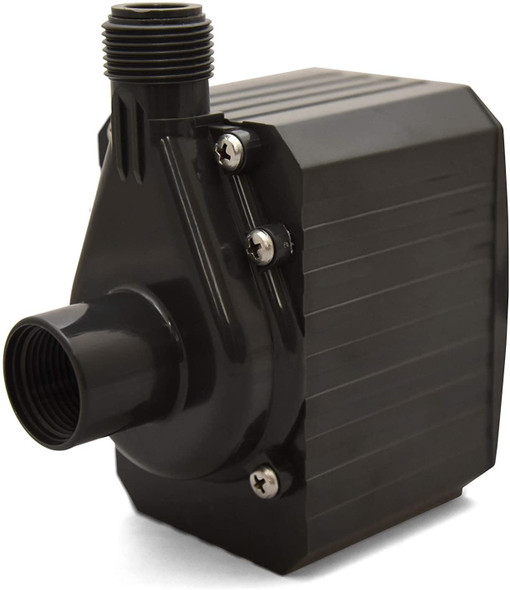 Danner Pond Mag 9.5 950gph Pump With foam Prefilter 18' Cord, #02720