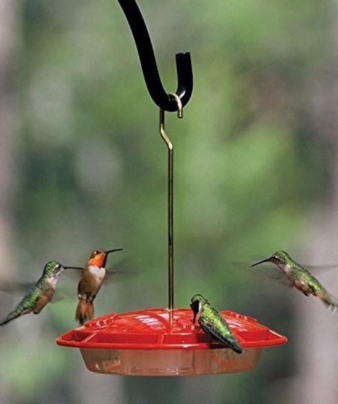 Aspects Hummzinger Ultra Hummingbird Feeder, 12-Ounce