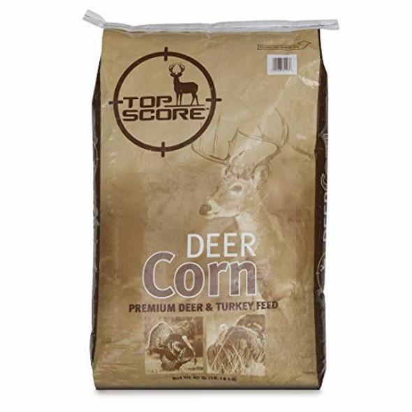 Manna Pro 1000383 Top Score Deer Corn, 40lb