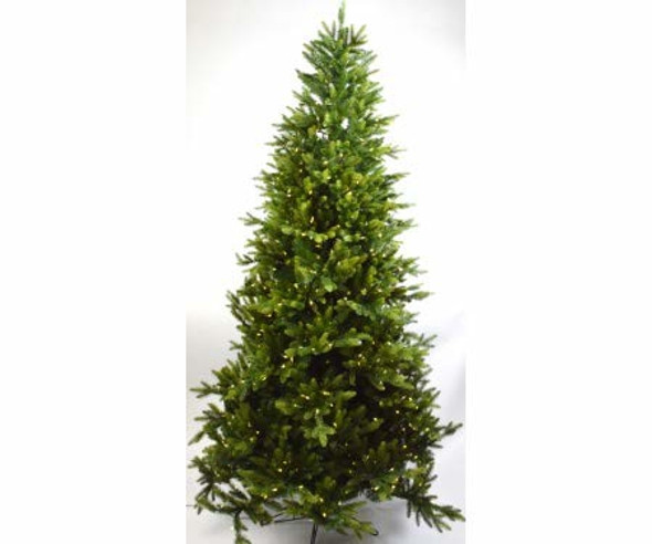 Special Happy Co. X12 HNGJ1T65ZL Alyeska Pine Instant Connect Tree 4.5' H