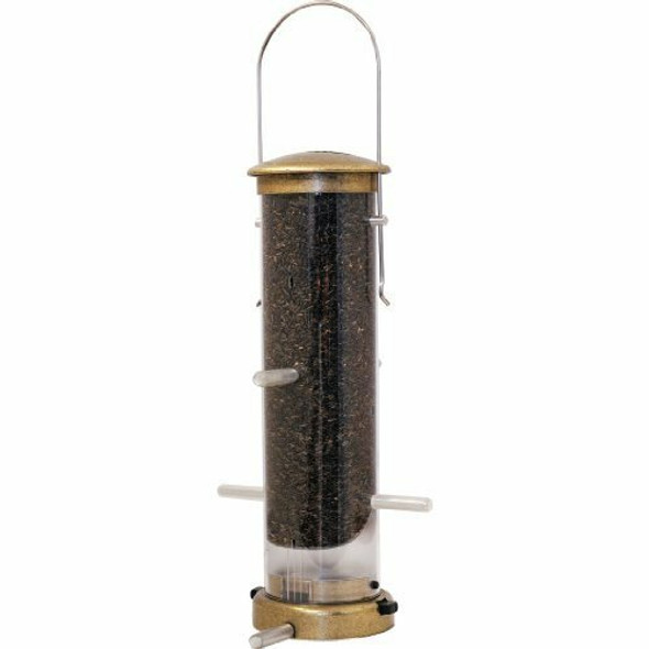 Aspects (ASP401) Quick Clean Nyjer Tube Bird Feeder, Small