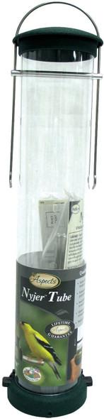 Aspects (ASP427) Quick Clean Nyjer Feeder, Medium, Spruce