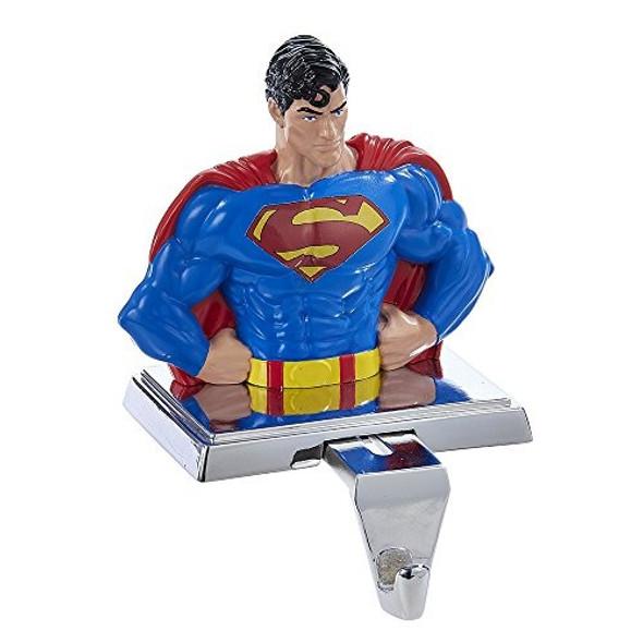 Kurt Adler (SU5161) Superman Figural Stocking Hanger
