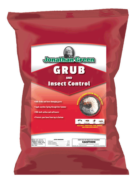 Jonathan Green (#11923) Grub & Insect Control, 8# bag (covers 5,000 sq-ft)