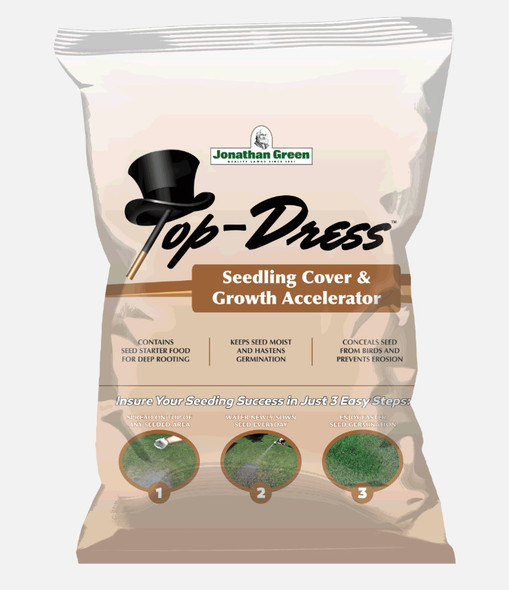 Top Dress Seedling Cover and Growth Accelerator, 45 Lb