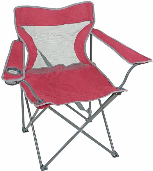 Four Season Courtyard Self-Enclosing Quad Chair XL, Assorted (1 Pack)