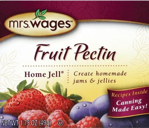 Mrs. Wages(# W596-H3425) Fruit Pectin Home Jell, 1.75oz package, Pack of 1