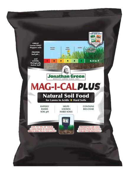 Jonathon Green 5M Mag-I-Cal Plus Natural Soil Food - Repaired Bag