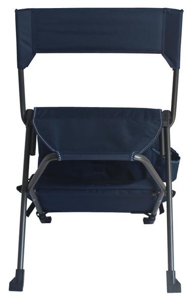 Zenithen Limited Dark Blue Backpack Chair (OC541SXLB)