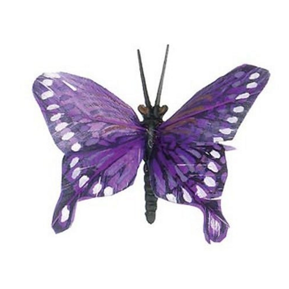 Darice 1309-14 Feather Butterfly Party Supplies