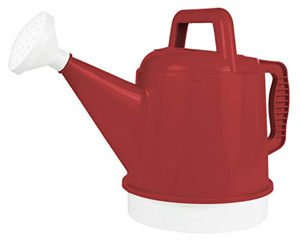 Bloem DWC2-13 Watering Can Deluxe 2.5 Gallon Burnt Red