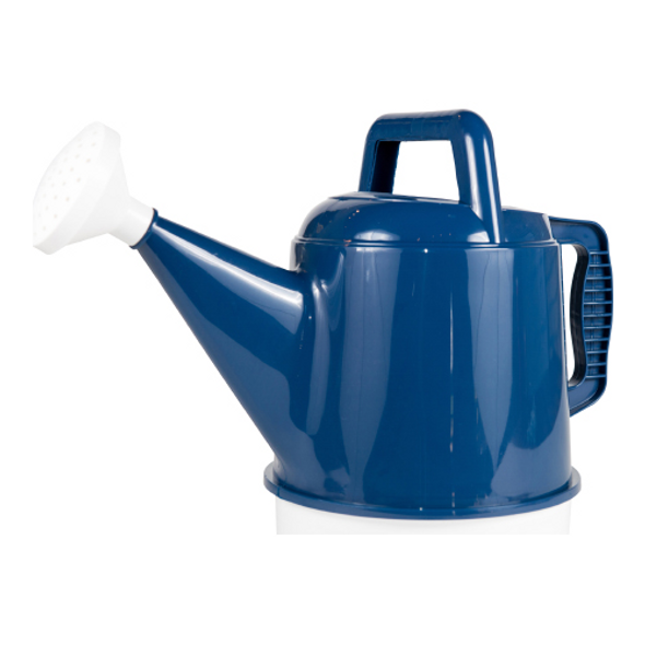 Bloem Watering Can Deluxe 2.5 Gallon, Classic Blue