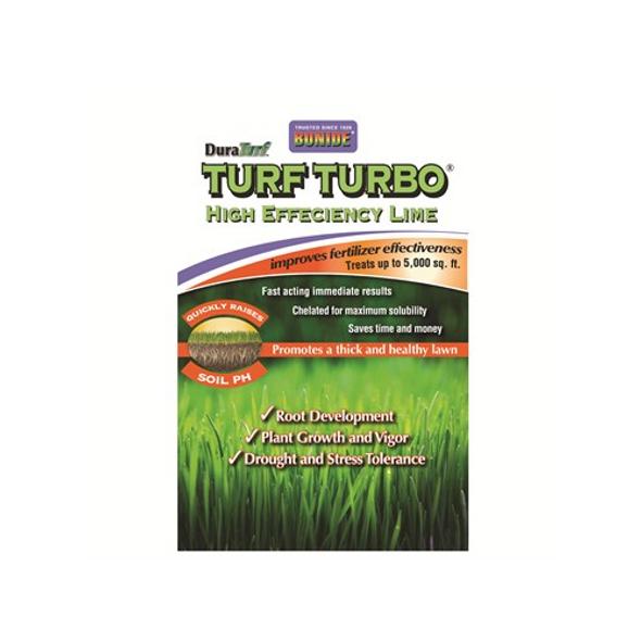 Bonide (#60447) Dura Turf- Turf Turbo High Efficiency Lime, 30 lbs (5,000 sqft)