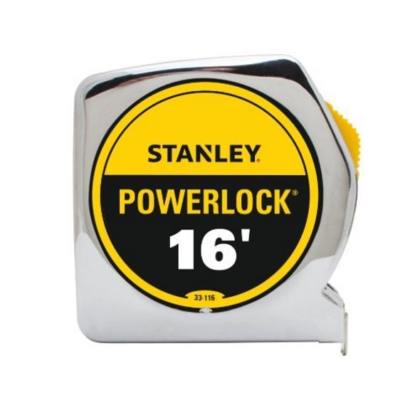 Stanley (#33-116) 16-Foot PowerLock Tape Measure