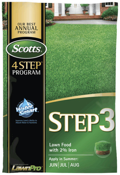 Scotts Step 3 of the 4 Step Program - 15,000 Sq. Ft- Repaired Bag