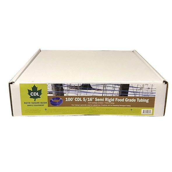 Maple Sap Tubing, Food Grade, 5/16-In., 100-Ft.