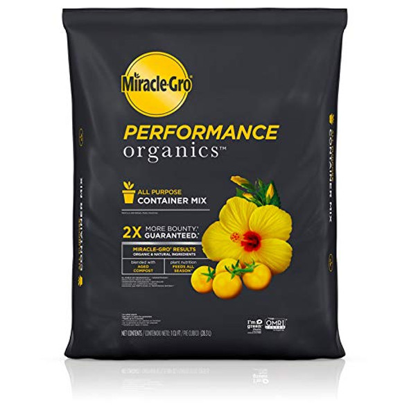Miracle-Gro Performance Organics All Purpose Container Mix 16 Qt. (Only Available in CA)