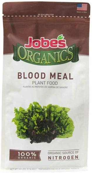 Jobe's Organics Blood Meal Soil Amendment, 3 lb