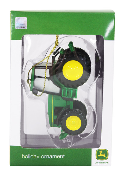 John Deere™ Tractor Ornaments, 3 Assorted, Single