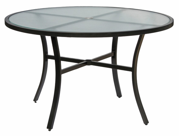 Garden Elements Bellevue Patio Dining Set, 4 Chairs and Table, 40