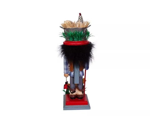 Kurt S. Adler Hollywood Farmer Nutcracker For Home Christmas Decoration, 15