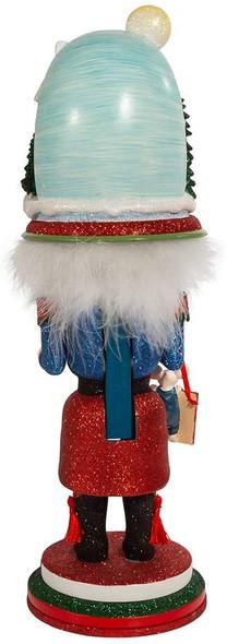Kurt S. Adler HA0574 Hollywood Night Before Christmas Nutcracker, Multi-Colored, 17.5