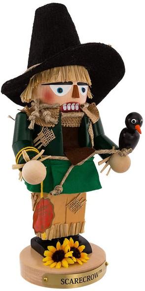 Kurt Adler (#ES1578) Wizard of Oz Steinbach Chubby Scarecrow Nutcracker, 12