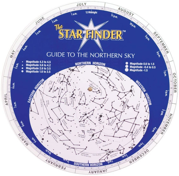 DaMert Company Pocket Star Finder Toy, Guide For The Young Astronomer