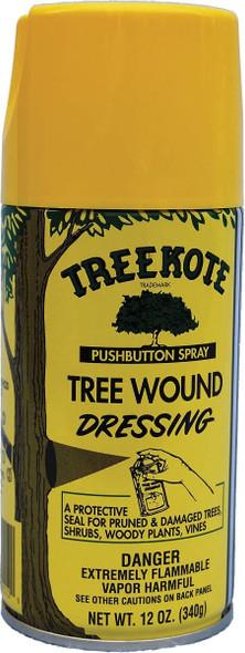 Clarks 00212 Treekote Aerosol Spray, Tree Wound Preserver, 12-Ounce