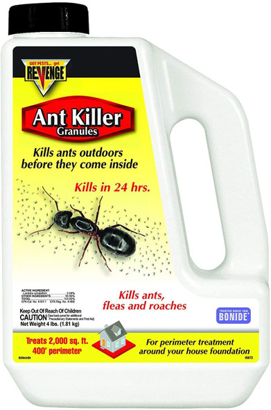 Bonide Ant Killer Granules, 4 lb jug