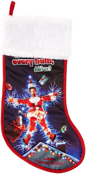 Kurt Adler National Lampoon Christmas Vacation Stocking, 19-Inch