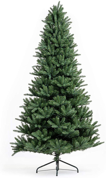 Twinkly - Gold Edition - App-Controlled LED Pre-lit Christmas Tree (7.5 ft )