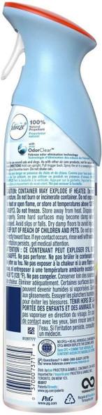 Febreze Effects Blood Orange & Spritz Air Freshener Spray, 8.8 Ounce (1 Pack)
