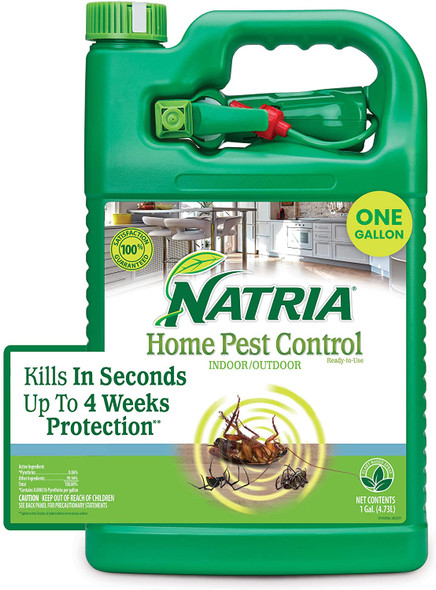 Natria (#706261A) RTU Home Pest Control (1 gallon)