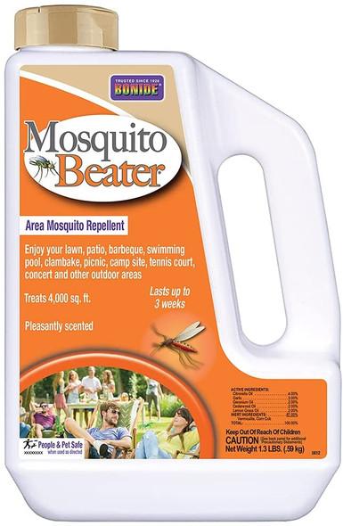 Bonide (#5612) Mosquito Beater Area Mosquito Repellent Granuals -1.5# bag