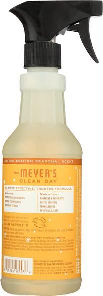 Mrs. Meyer's Clean Day Multi-Surface Everyday Cleaner, Orange Clove, 16 Oz