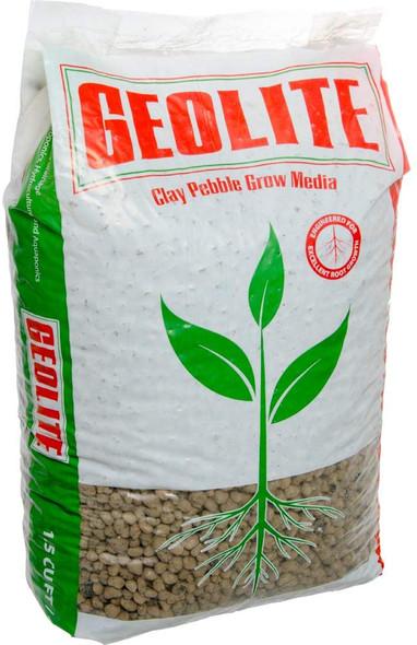 Geolite GMGC45L Clay Pebbles Growing Media, Grey, 45 Liter Bag