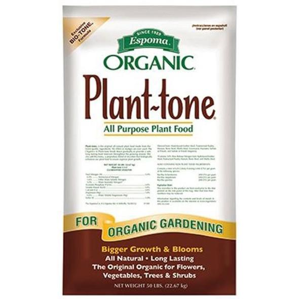 Espoma Plant Tone Original all Natural & Organic Fertilizer (DAMAGED BAG)