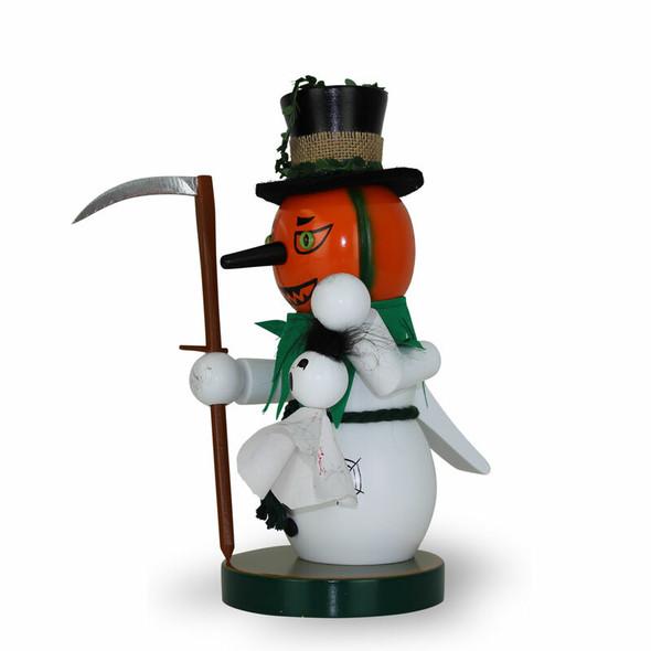 "Steinbach (#SN21BN2053) Halloween Snowman Nutcracker, 11"""