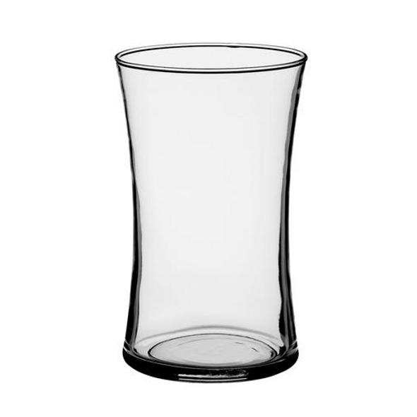 "Syndicate Home & Garden (#4102-12-09TU) Glass Gathering Vase - 6.5""H x 3.75"" W"